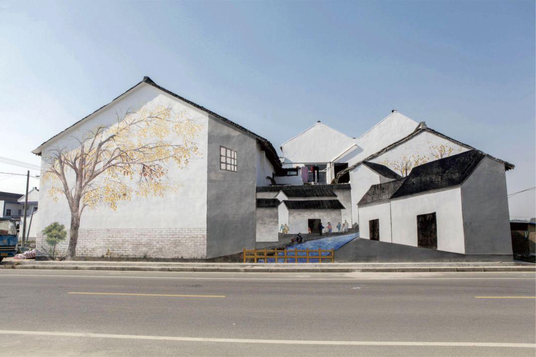 壁纸和墙体彩绘,究竟谁环保呢?