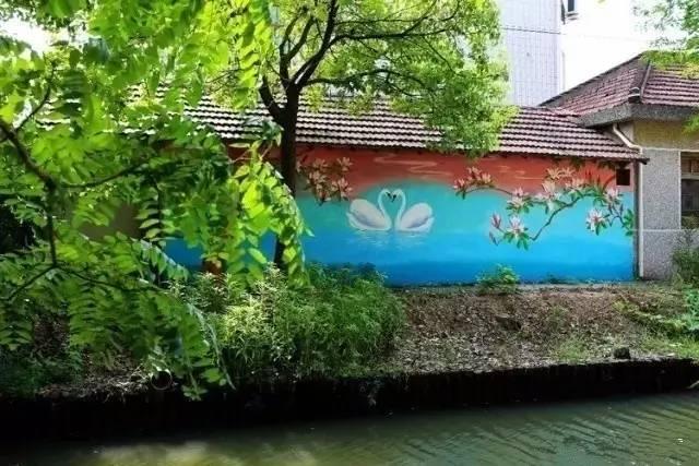 如何用手绘墙来装饰你的婚房,非常实用