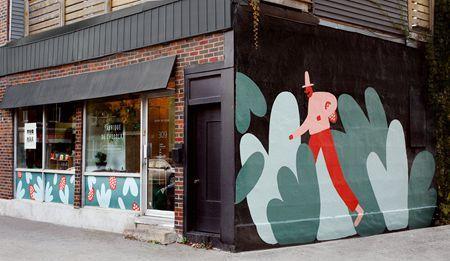 幼儿园墙体彩绘与幼儿园手绘墙是一样的吗?