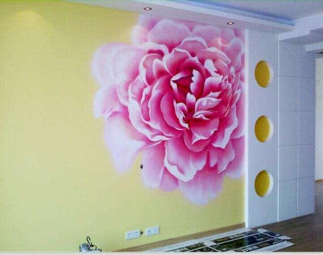 室内空间中装饰物的手绘表现