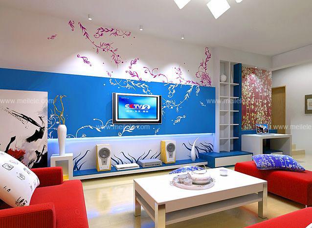 全新的装饰理念也为众多墙绘公司带来了新的挑战
